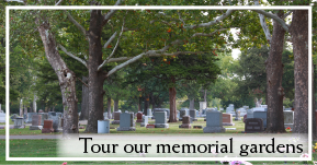 Tour our memorial gardens at Mount Hope Cemetery Topeka, KS